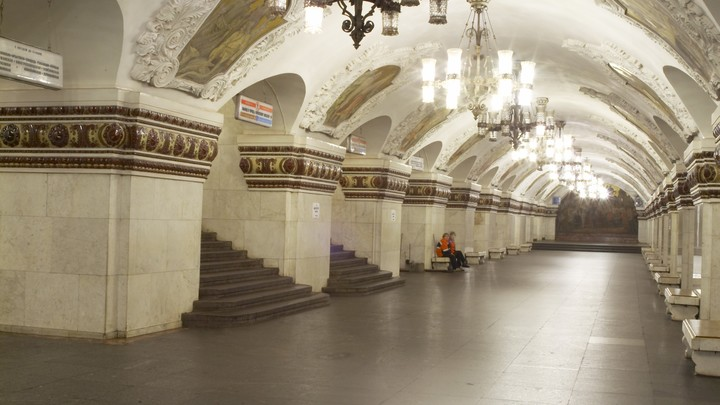 Подведены итоги голосования по самой несвежей станции московского метро