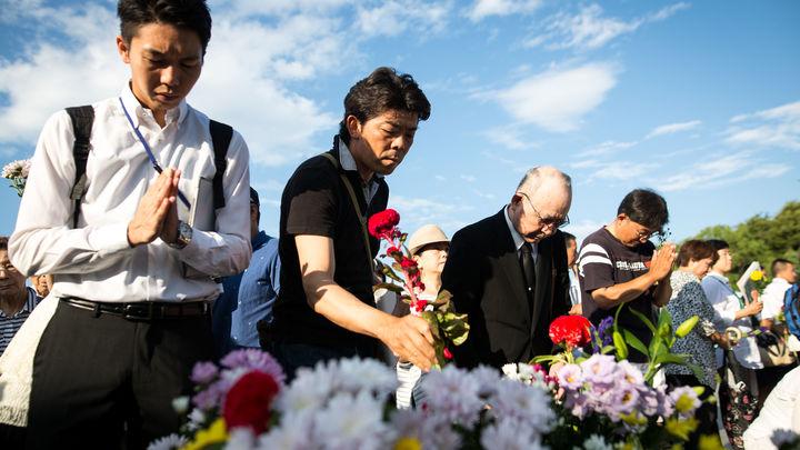 В Японии вспомнили о жертвах Второй мировой войны