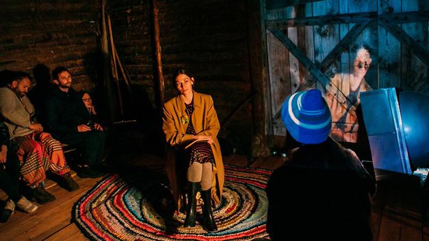 Во Владимирской области сгорел современный актуальный театр
