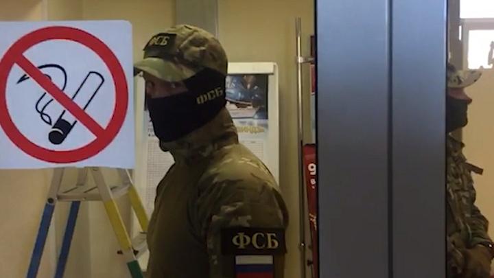 Задержанный в Крыму агент СБУ планировал поджечь лес и устроить горный обвал