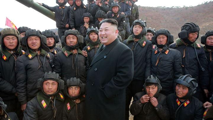 Ким Чен Ын посоветовал глупым янки остыть и оставить КНДР в покое