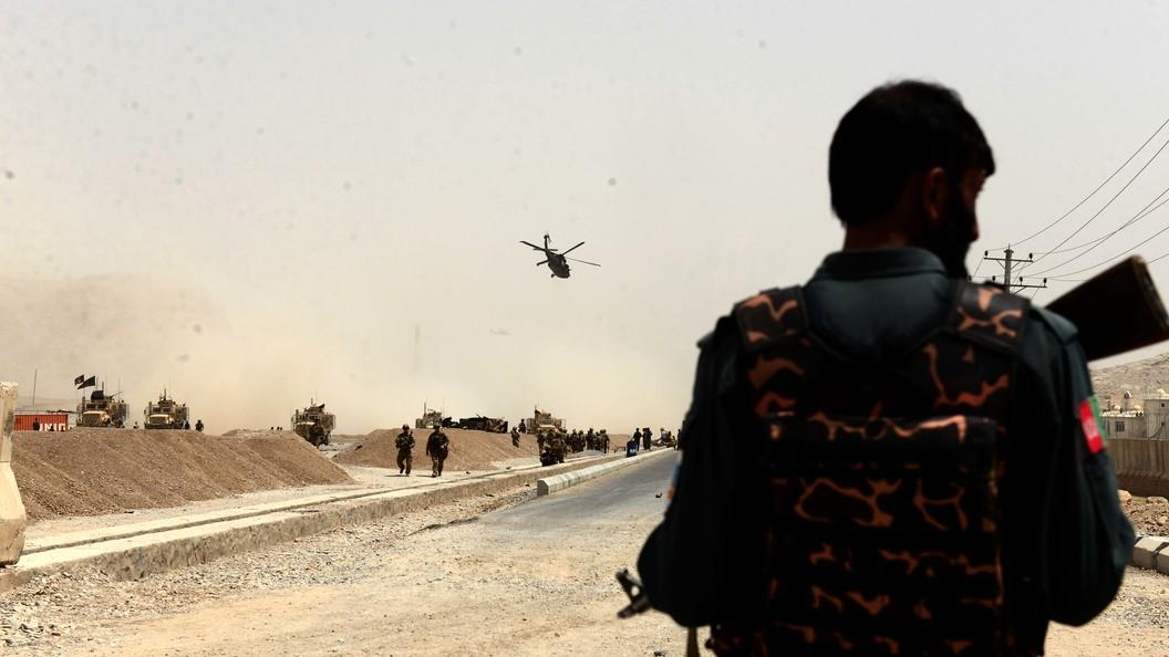 Талибы призвали Трампа вывести оккупационные войска США из Афганистана