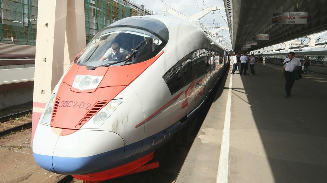 РЖД: Скандал с Siemens не отразится на закупке новых Сапсанов