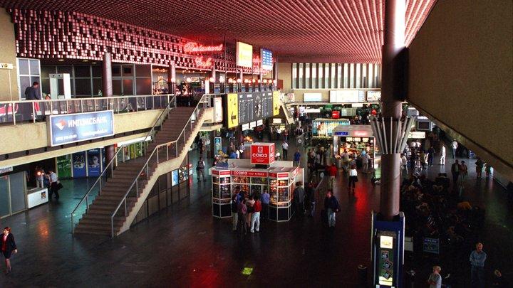 Пьяный китаец вынудил рейс Франкфурт - Пекин экстренно сесть в Шереметьево