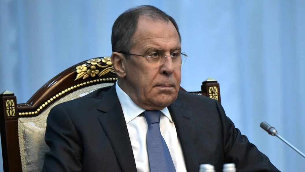 Лавров выступил против финансового удушения КНДР