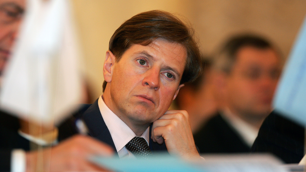 Счета прежнего руководителя Банка столицы Андрея Бородина вШвейцарии разблокированы