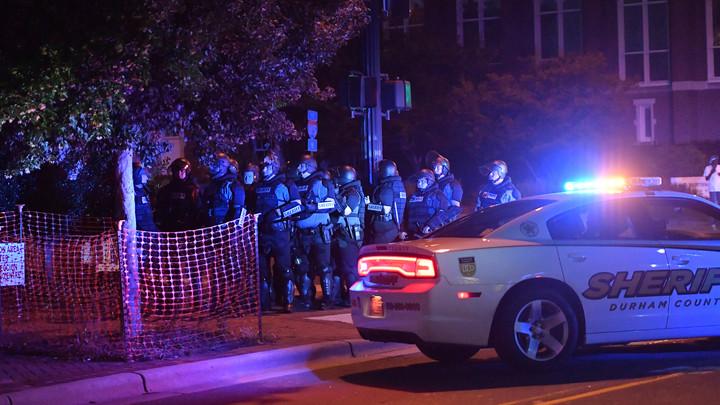 В США за снос памятника конфедератам арестовали темнокожую студентку