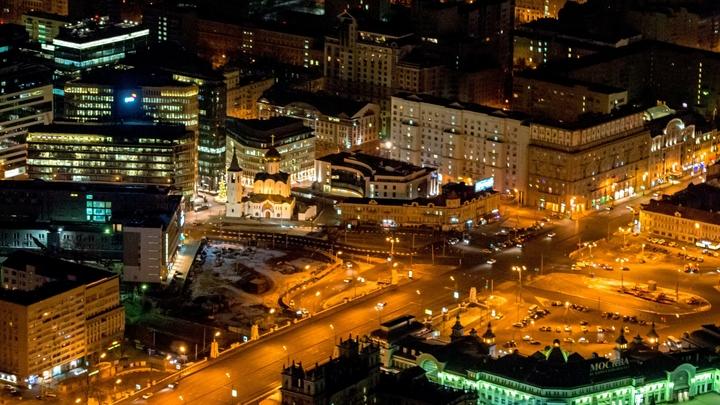 Объявлен график перекрытия улиц вокруг Тверской Заставы в Москве