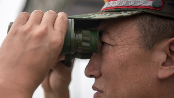 В Китае сменили всех командующих сухопутными войсками