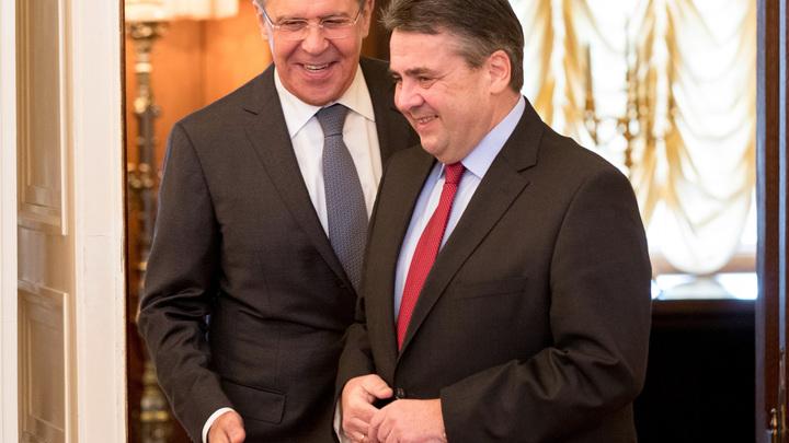 Лавров и Габриэль по телефону обсудили проблему Северной Кореи