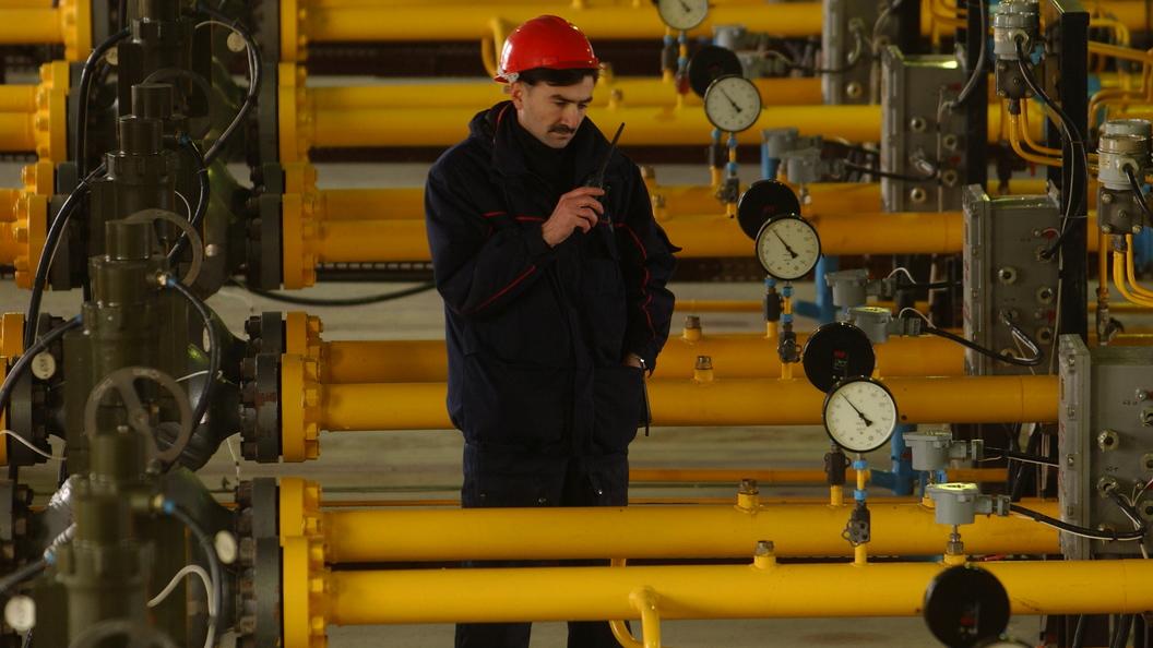 Украина начала строить газопровод вобход ДНР