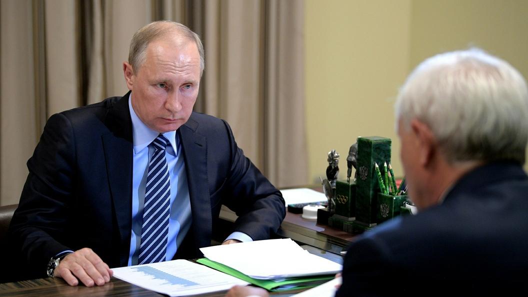 Названы главные кандидаты в преемники Путина после 2018 года