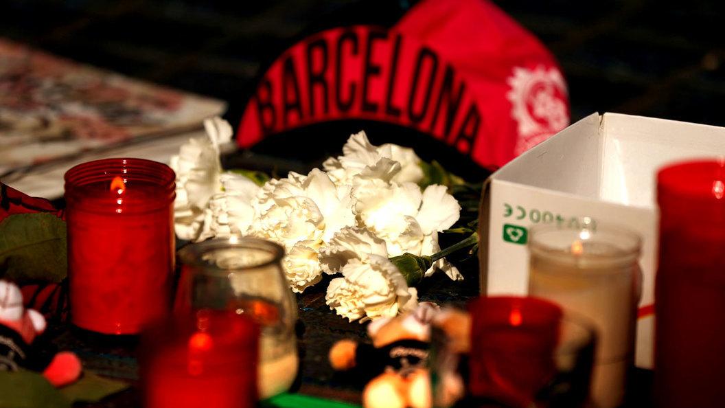 В Испании установили имя водителя фургона при теракте в Барселоне