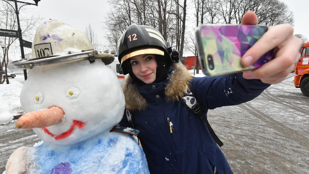 В Кемерово после удачного селфи девушки вызывали спасателей
