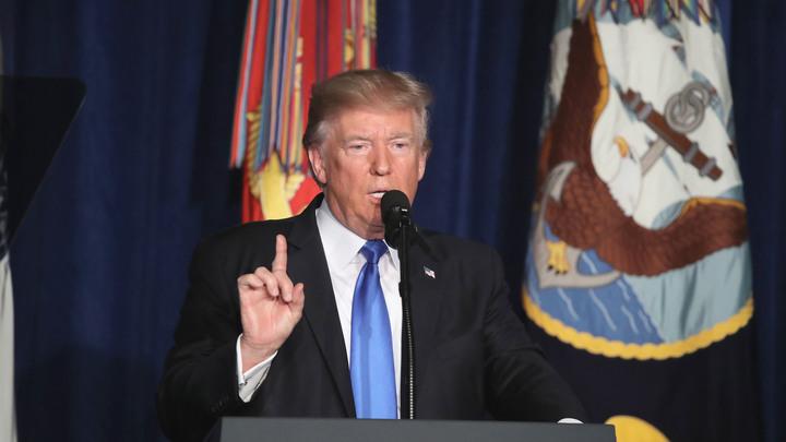 Трамп: США больше не будут силой строить демократию в других странах