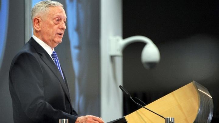 Мэттис в Ираке обсудит планы по борьбе с ИГ