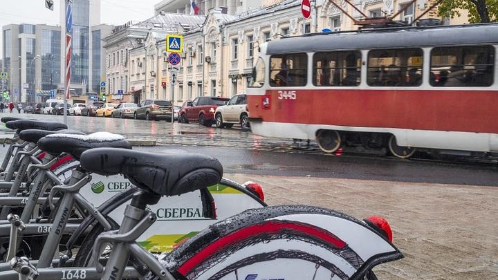 Прокатные велосипеды в Москве обогнали Париж и Нью-Йорк