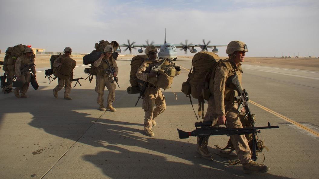США намерены выбить Талибан с территории Афганистана