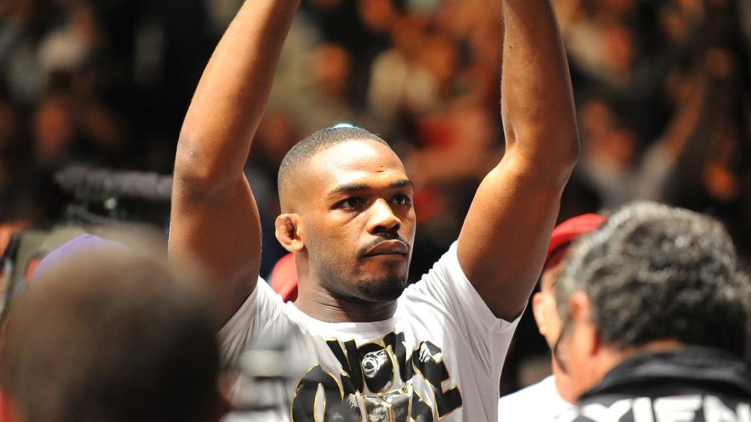 После боя сКормье допинг-проба Джона Джонса дала хороший результат — TMZ