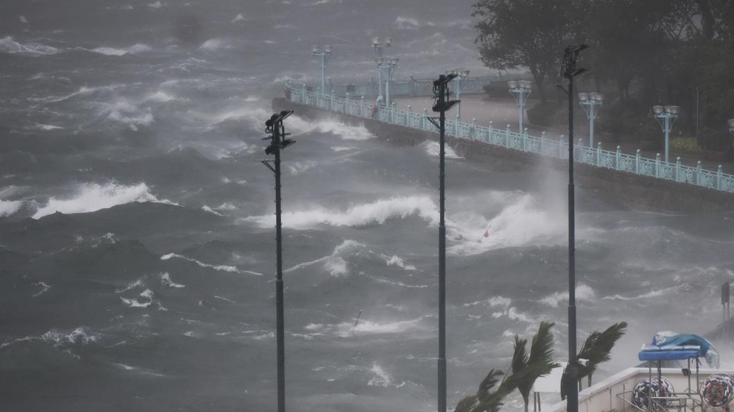 В Техасе ввели режим стихийного бедствия из-за циклона Харви