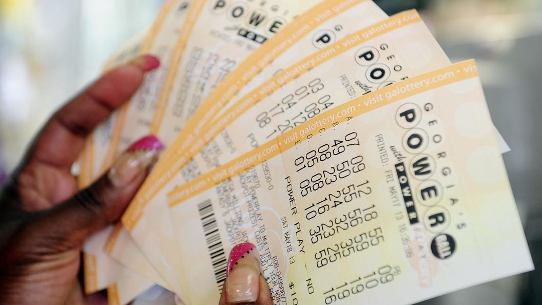 ВСША разыграли рекордный джекпот лотереи в758,7 млн долларов