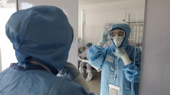 Оперштаб заявляет о ковидных рекордах в России, а врачи продолжают разоблачать систему