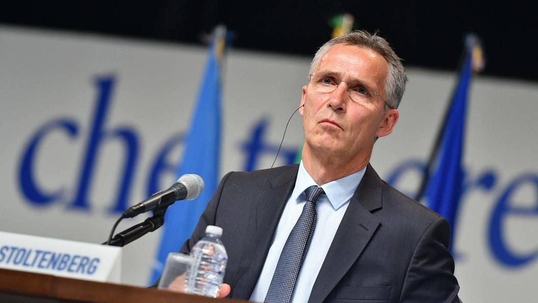 Столтенберг раскрыл двойственный подход НАТО к России