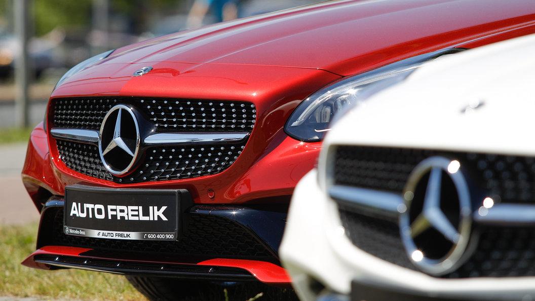 Опубликовано видео обновленного кабриолета Mercedes-Benz S-Class