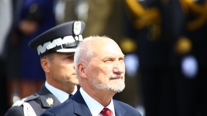 Министр обороны Польши выдвинул Украину на передовую борьбы с варварством