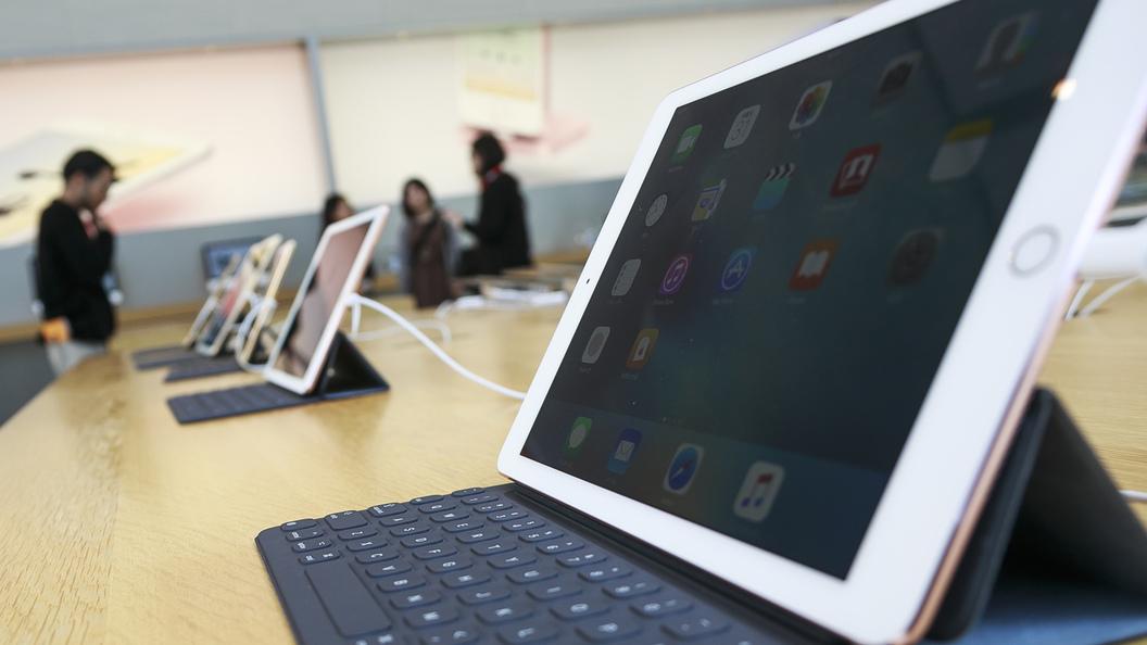 Цена на iPad Pro рухнула почти на 40 процентов