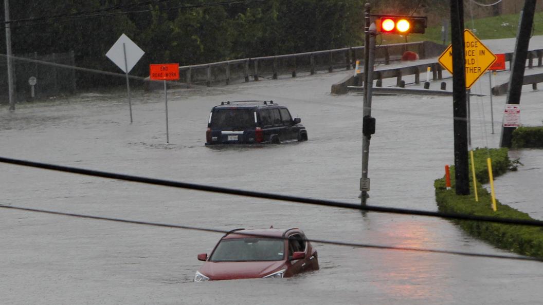 Ураган Харви может причинить ущерб на $40 млрд - СМИ