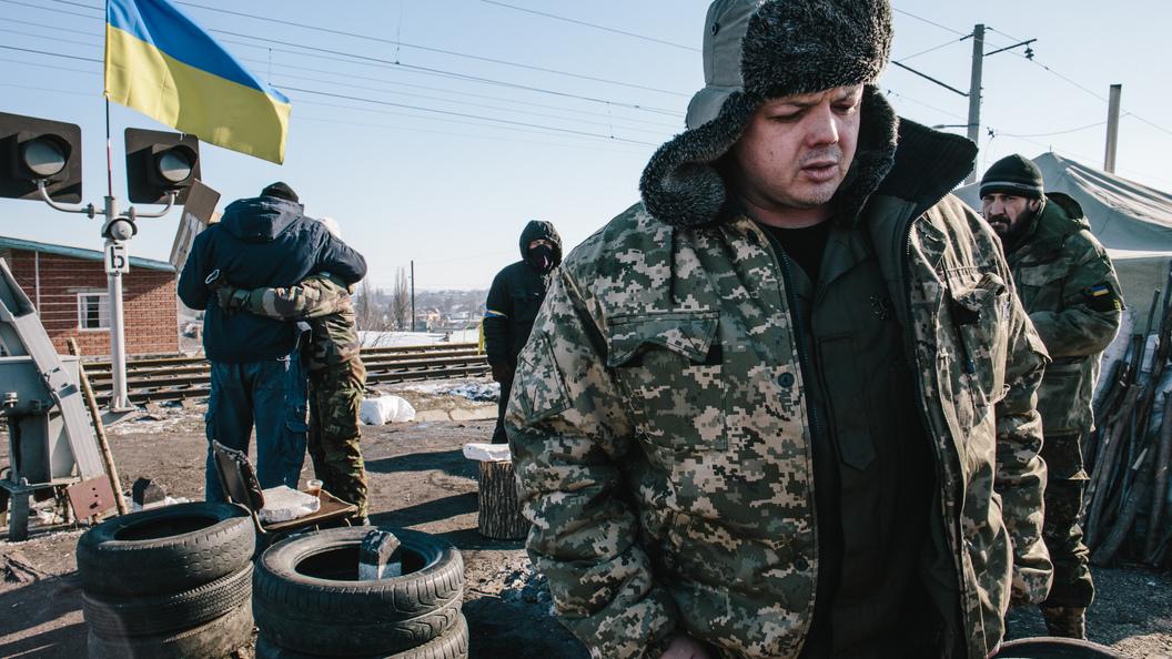 Семенченко объявил о втором этапе торговой блокады Донбасса