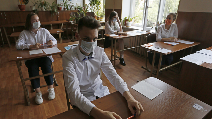 Новая реальность школ в России пугает больше дистанционки: Сюрприз в ЕГЭ и биометрия - Волынец