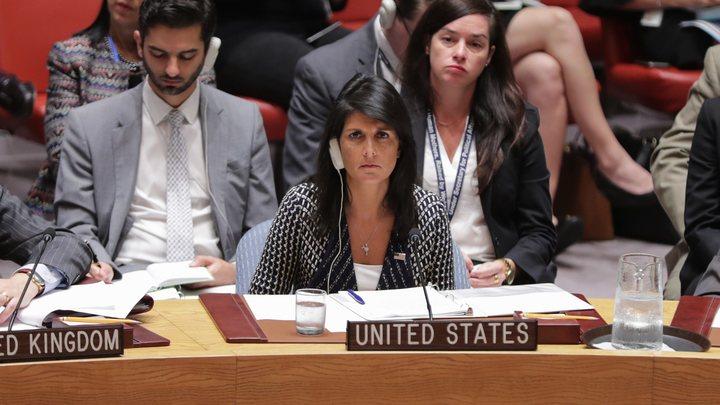 Хейли: США ждет помощи от России и Китая для работы с КНДР