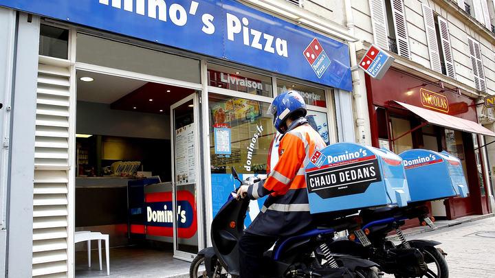 Domino's начнет доставлять пиццу на беспилотных автомобилях