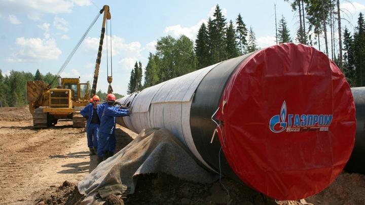 Газпром: Северному потоку-2 быть, несмотря ни на какие санкции