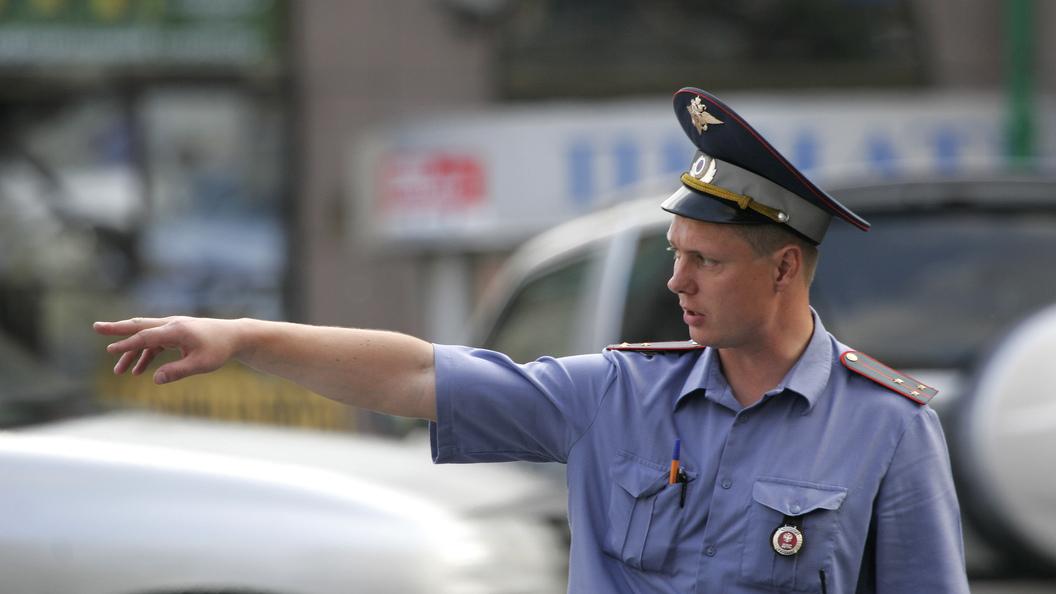 Сбивший пешеходов грузовик задержан в Капотне