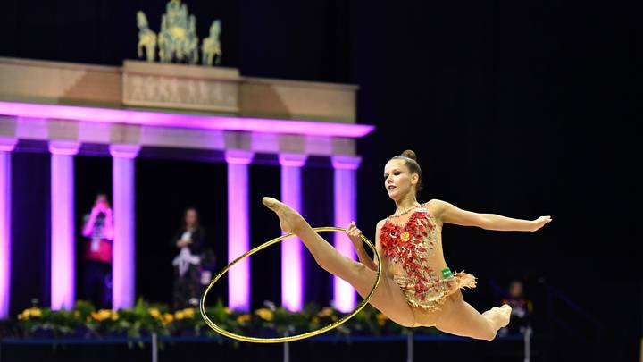 Путин пожелал Селезневой новых побед после золота Универсиады в Тайбэе