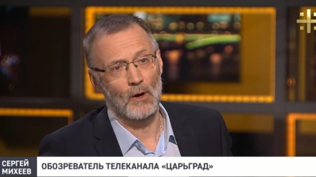 Либеральные СМИ хотят во власть, а не бороться с коррупцией - Сергей Михеев