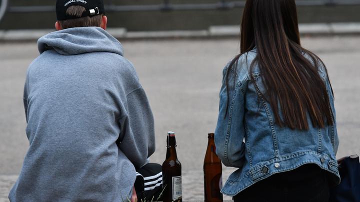 Трамп объявил в США месяц борьбы с алкоголизмом