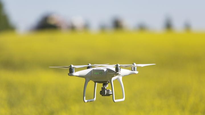 В Польше ищут шпионов, потерявших дрон с маркировкой на русском