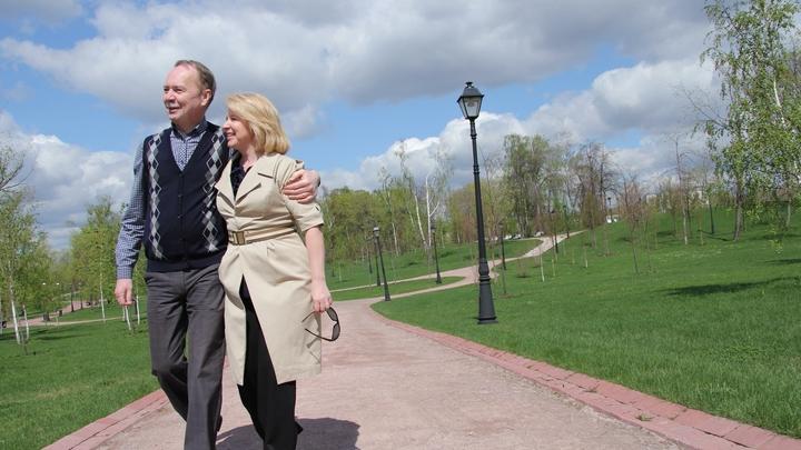 За год в России прибавилась почти тысяча долгожителей