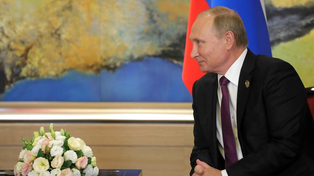 Путин упрекнул политиков США в незнании географии