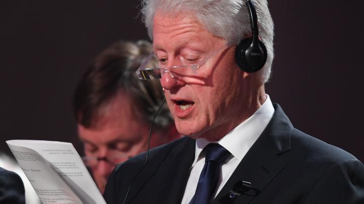Билл Клинтон: Решение Трампа по иммигрантам убивает американскую мечту