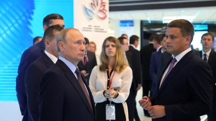Путин поддержал Трампа в желании разрядить ситуацию вокруг КНДР