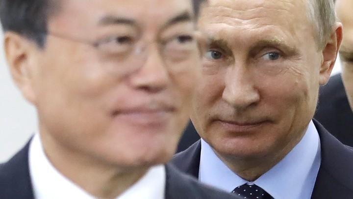 Лидер Южной Кореи готов значительно расширить сотрудничество с Россией