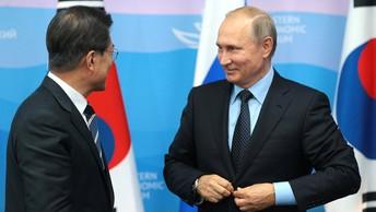 Ведущий бизнесмен Гонконга предложил Путину перестать называть Дальний Восток дальним