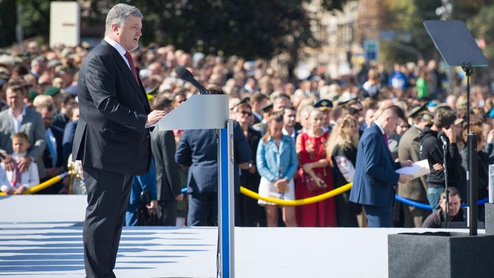 Профнепригоден: Порошенко признал острое недовольство властью и жизнью на Украине