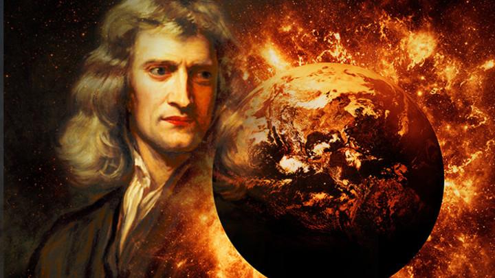 Кое-что о прогнозах. Ньютон предсказал конец света в 2060 году