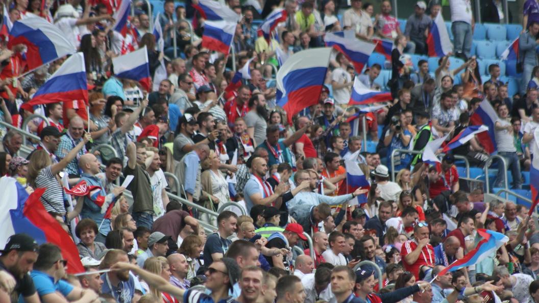 Санкт-Петербург надеется принять финал Лиги чемпионов